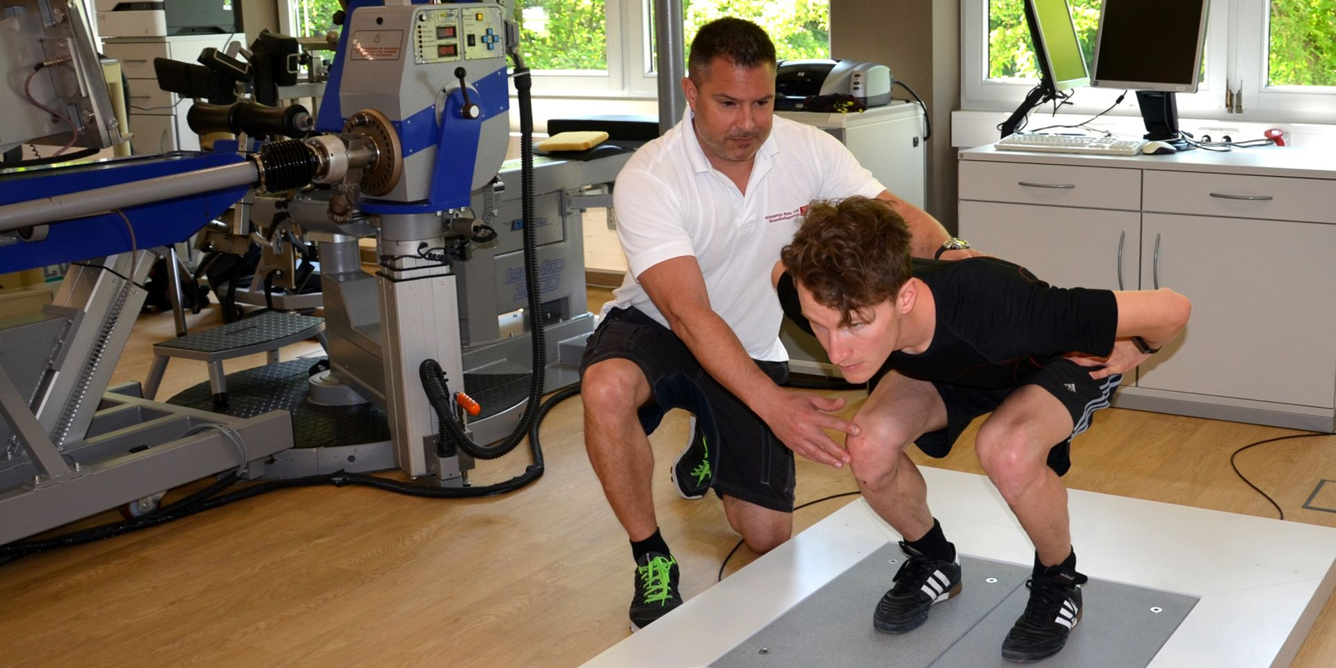 SPORT- & REHABILITATIONSDIAGNOSTIK